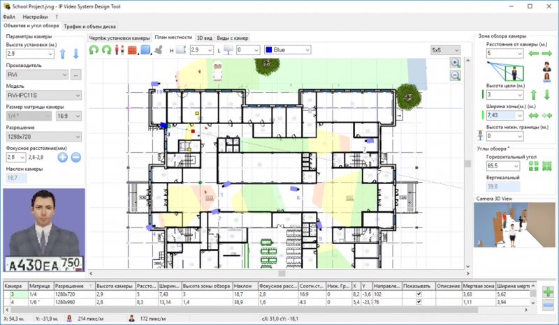 JVSG, IP Video System Design Tool