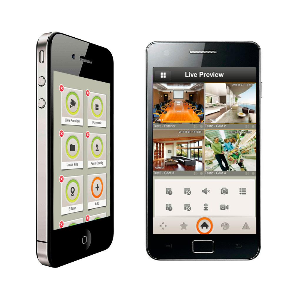 Настраиваем приложение на смартфоне DMSS для удаленного просмотра камер видеонаблюдения