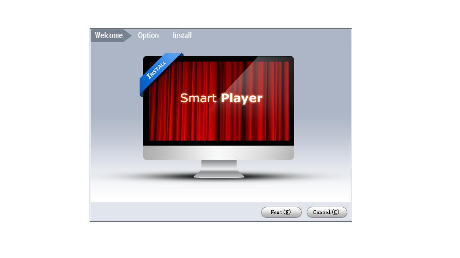 Просмотр видеозаписей с помощью программы RVi Smart Player {RVi