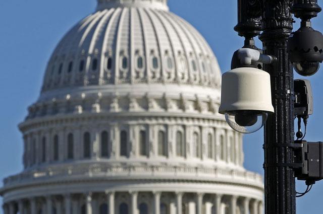 Хакеры вывели из строя городскую систему видеонаблюдения Вашингтона