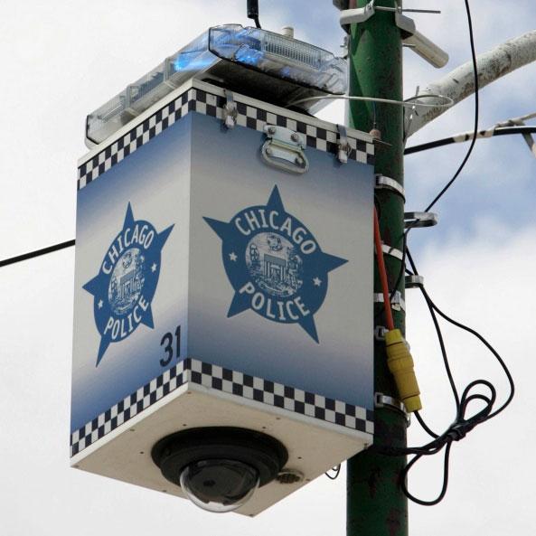 В полиции не знают, кто из офицеров имел доступ к камерам видеонаблюдения
